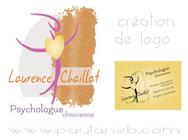 Logo de Laurence Chaillat